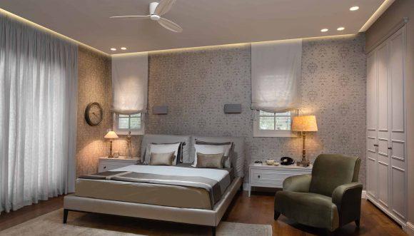 איך לבחור מאוורר תקרה בהתאם לסגנון העיצוב של חדר השינה?