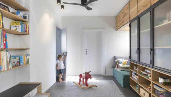 איך לבחור מאוורר תקרה לחדר ילדים ונוער?