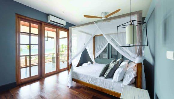 אחת ולתמיד: האם בריא או לא בריא לישון עם מאוורר תקרה?